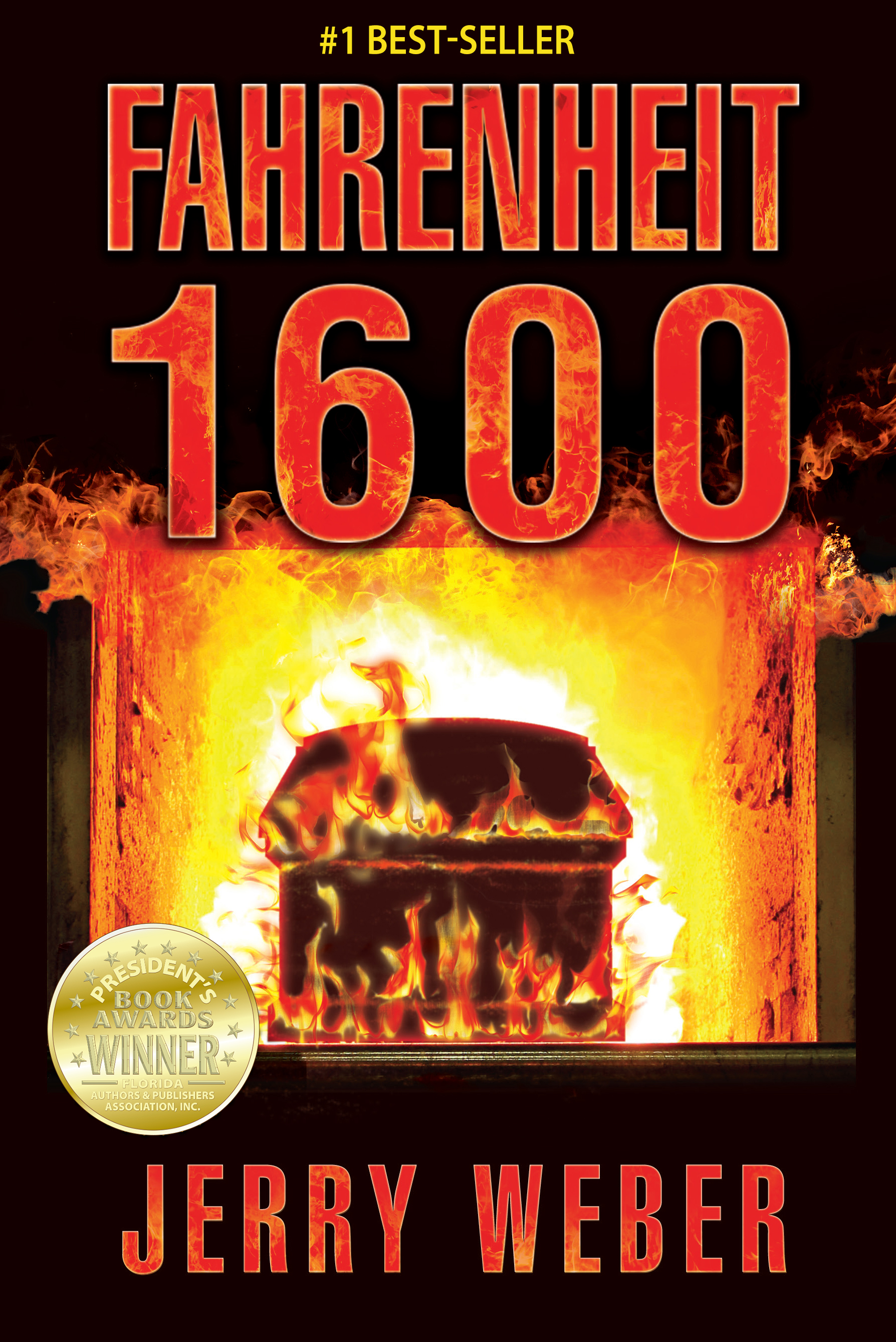 Fahrenheit 1600 by author Jerry Weber