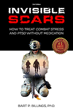 Invisible Scars by Bart P Billings, PhD
