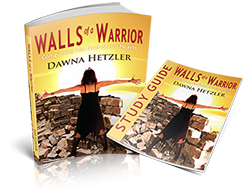 Walls of a Warrior book and study guide